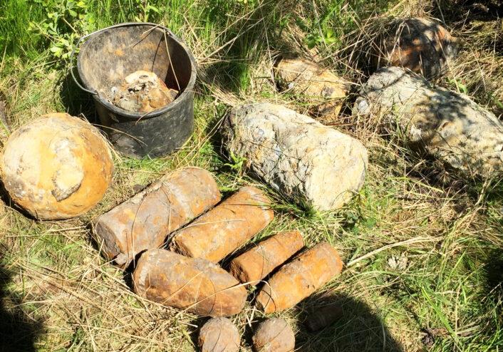 Ammunitionsrydning Ørestaden